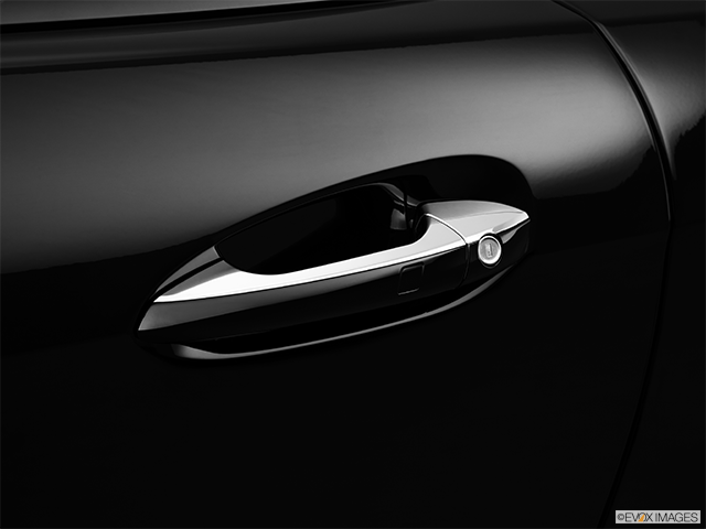 2013 Mercedes-Benz SL-Class Drivers Side Door handle