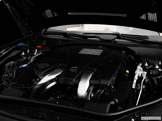 2013 Mercedes-Benz SL-Class Engine