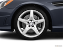 2013 Mercedes-Benz SLK Front Drivers side wheel at profile
