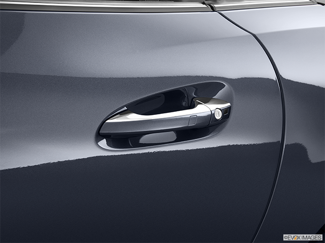 2013 Mercedes-Benz SLK Drivers Side Door handle