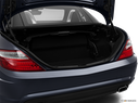 2013 Mercedes-Benz SLK Trunk open