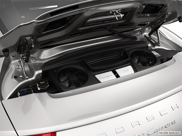 2013 Porsche 911 Engine