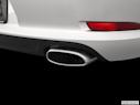 2013 Porsche 911 Chrome tip exhaust pipe