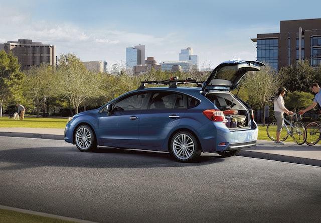 2013 Subaru Impreza Exterior