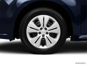 2013 Subaru Legacy Front Drivers side wheel at profile