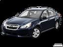 2013 Subaru Legacy Front angle view