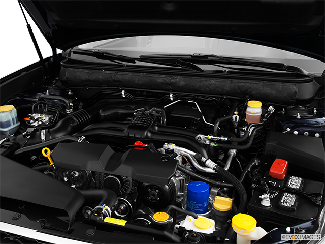 2013 Subaru Legacy Engine