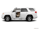 2013 Toyota 4Runner Driver's side profile with drivers side door open
