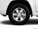 2013 Toyota 4Runner Front Drivers side wheel at profile
