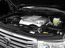 2013 Toyota Land Cruiser Engine