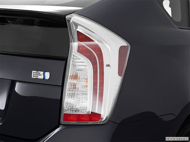2013 Toyota Prius Passenger Side Taillight