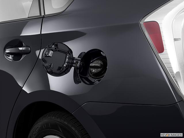 2013 Toyota Prius Gas cap open
