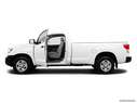 2013 Toyota Tundra Driver's side profile with drivers side door open