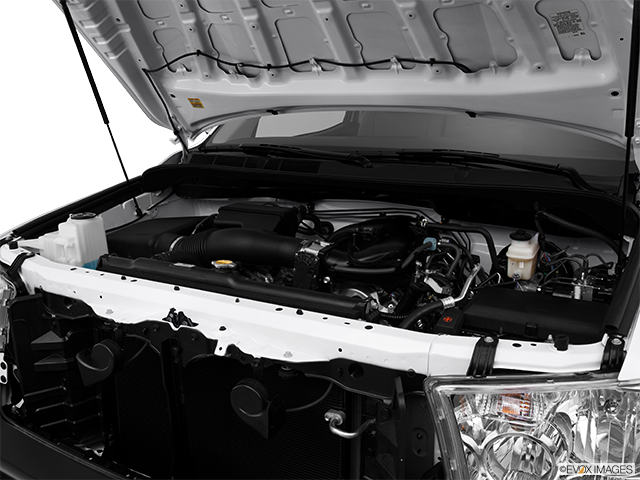 2013 Toyota Tundra Engine