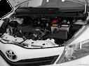 2013 Toyota Yaris Engine