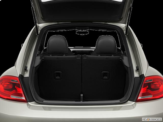 2013 Volkswagen Beetle Trunk open