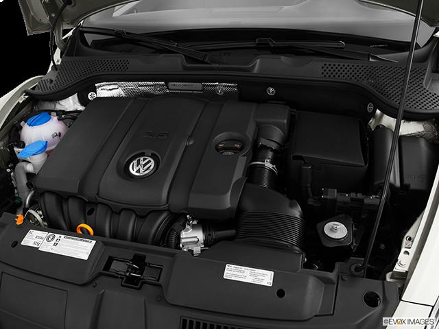 2013 Volkswagen Beetle Engine