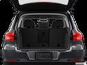 2013 Volkswagen Tiguan Trunk open