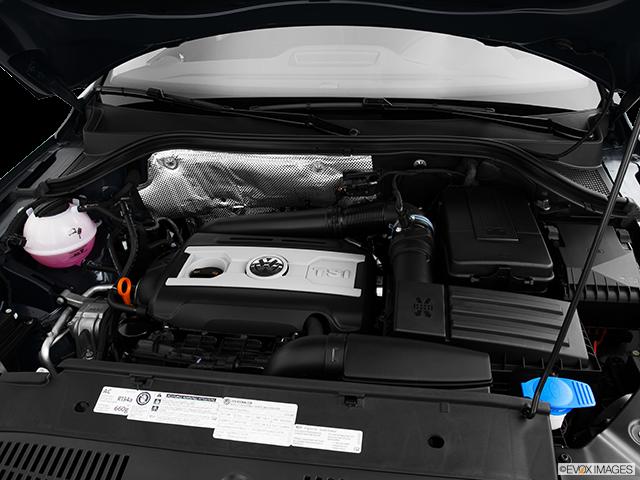 2013 Volkswagen Tiguan Engine