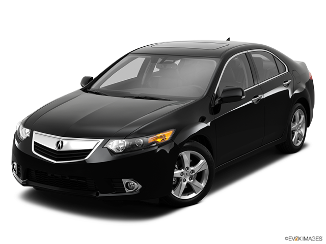 2014 Acura TSX Front angle view