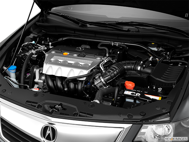 2014 Acura TSX Engine