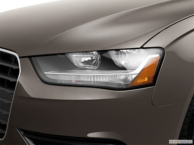 2014 Audi A4 Drivers Side Headlight