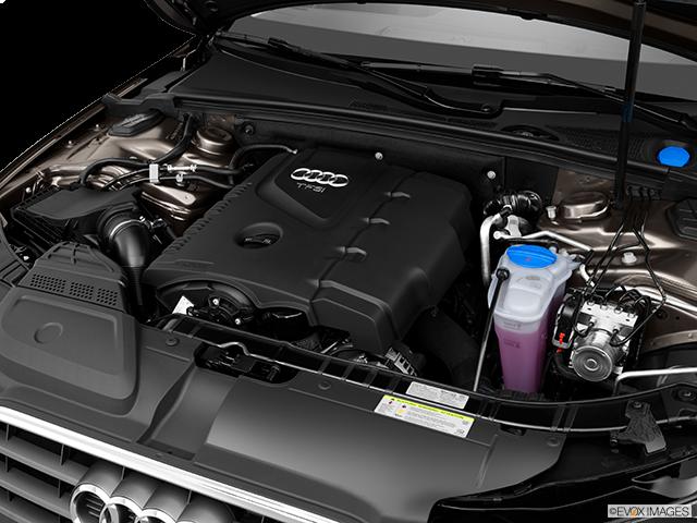 2014 Audi A4 Engine