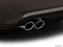 2014 Audi A4 Chrome tip exhaust pipe