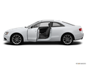 2014 Audi A5 Driver's side profile with drivers side door open