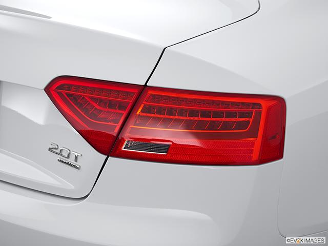 2014 Audi A5 Passenger Side Taillight