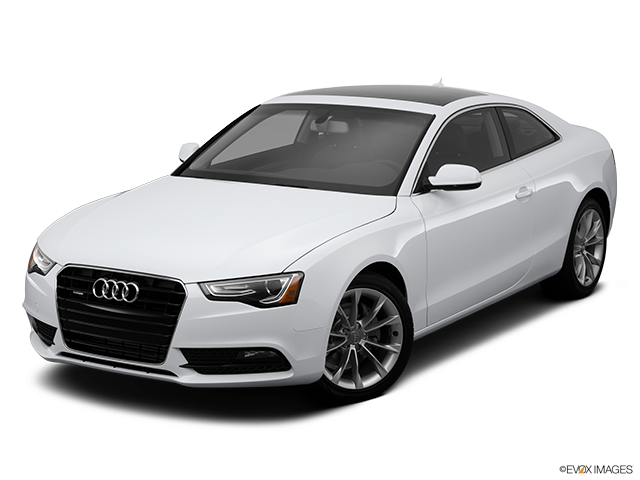 2014 Audi A5 Front angle view