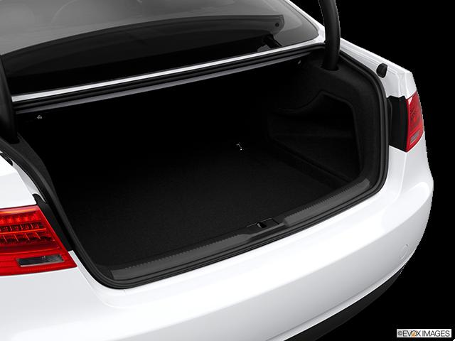 2014 Audi A5 Trunk open
