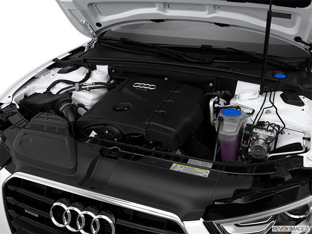 2014 Audi A5 Engine