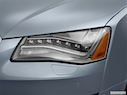 2014 Audi A8 Drivers Side Headlight