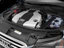 2014 Audi A8 Engine