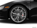 2014 Audi R8 Front Drivers side wheel at profile