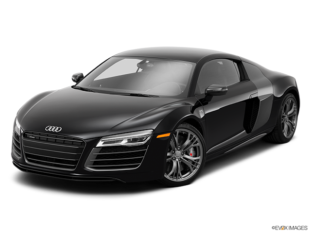 2014 Audi R8 Front angle view