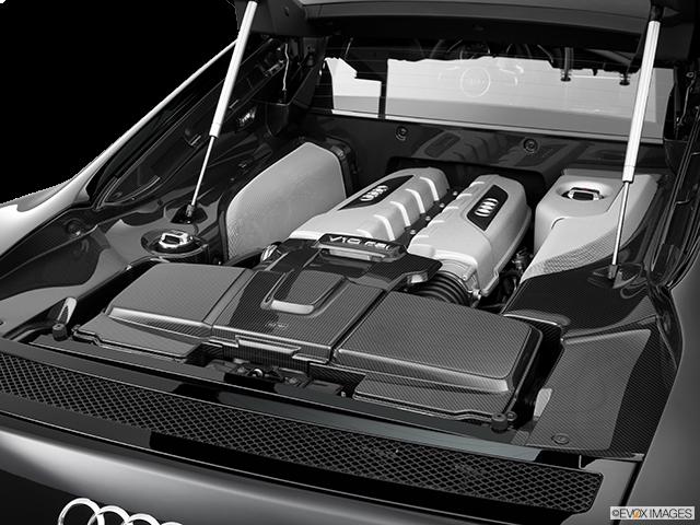 2014 Audi R8 Engine