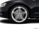 2014 Audi S4 Front Drivers side wheel at profile