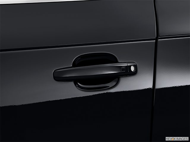2014 Audi S4 Drivers Side Door handle