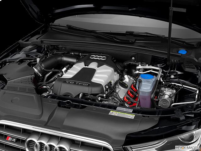 2014 Audi S4 Engine