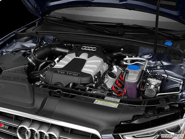 2014 Audi S5 Engine
