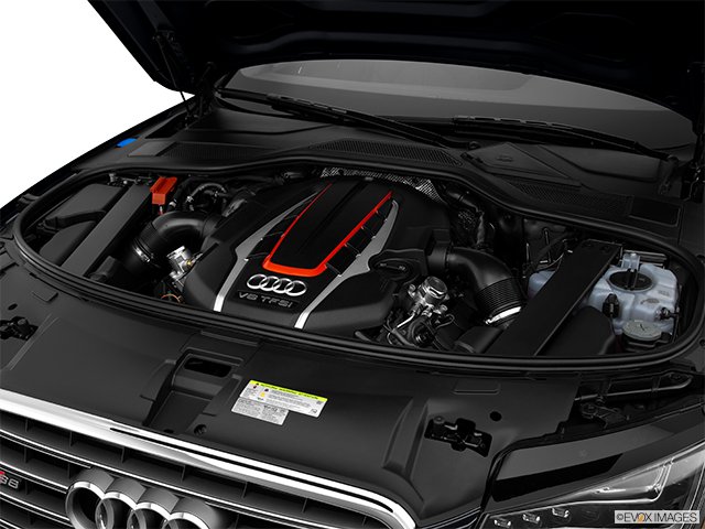 2014 Audi S8 Engine