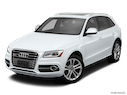2014 Audi SQ5 Front angle view