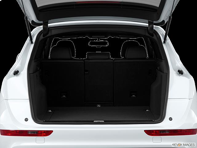 2014 Audi SQ5 Trunk open