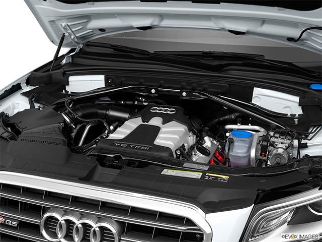 2014 Audi SQ5 Engine