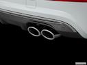2014 Audi SQ5 Chrome tip exhaust pipe