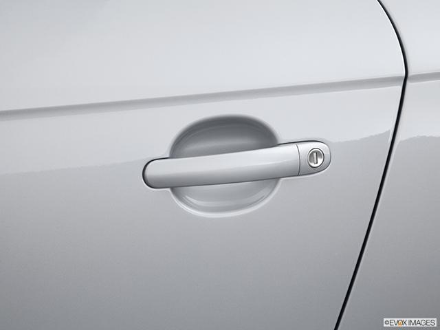 2014 Audi TTS Drivers Side Door handle