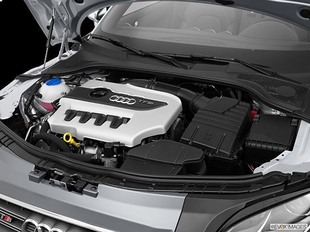 2014 Audi TTS Engine