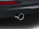 2014 BMW 3 Series Chrome tip exhaust pipe